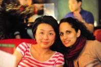 Edith Yeung, Maya Desai