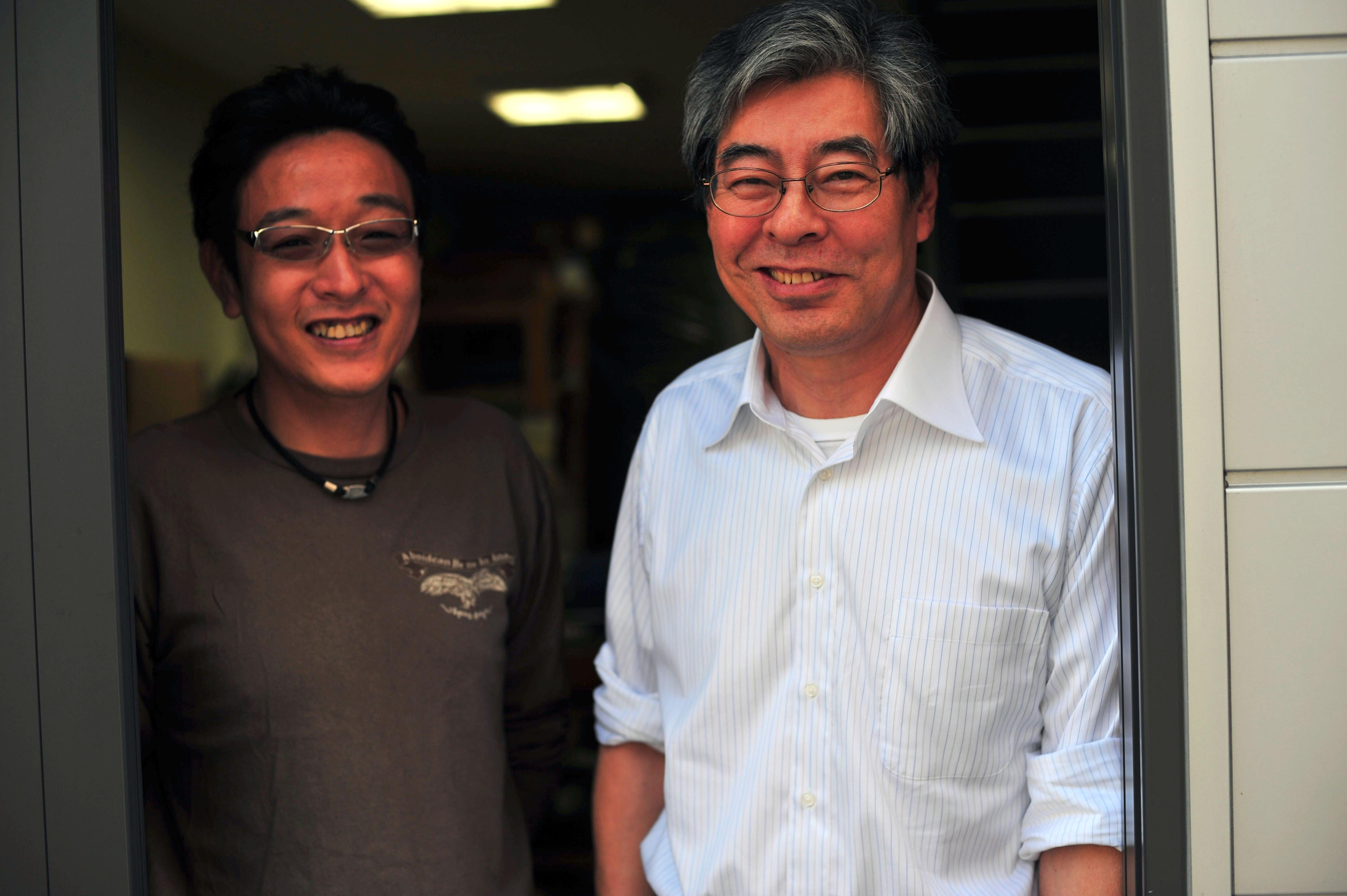 Ken Shindo, Yoshinobu Shindo