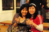 Naoko Mccracken, Ann Oyama