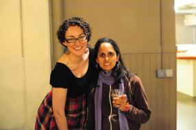 Heather Rasley, Maya Desai