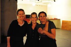 Carolyn Davis, Erin Gepner, Jessica Lasky