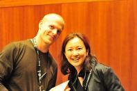 Mari Suzuki, Tim Ferriss