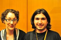 Heather Rasley, Nikolay Bachiyski