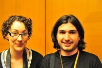 Heather Rasley, Nikolay Bachiyski