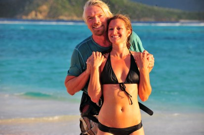 Richard Branson, Jamie Weise1 Comment