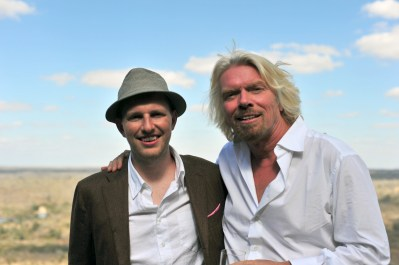 Matt Mullenweg, Richard Branson5 Comments