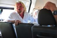 Richard Branson1 Comment