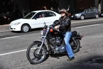 Spiky biker