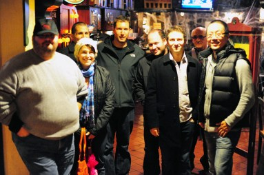 Demitrious Kelly, Rose Goldman, Raanan Bar-cohen, Barry Abrahamson, Michael Koenig, Paul Kim
