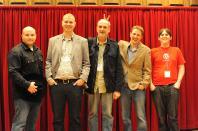Andrew Ozz, Mark Jaquith, Matt Mullenweg, Peter Westwood, Ryan Boren2 Comments