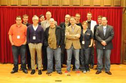 Andrew Ozz, Barry Abrahamson, Chris Scott, Erik Marden, Jane Wells, Jeremy Harrington, John James Jacoby, Mark Jaquith, Matt Mullenweg