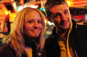 Jen Sparkman, Matt Mullenweg