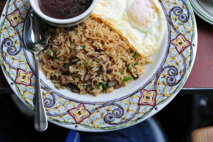 Cowboy rice, quite good