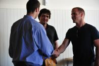 Raanan Bar-cohen, Dan Ariely, Tim Ferriss
