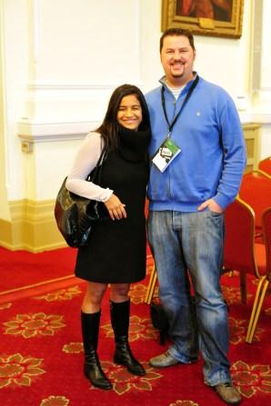 Reshma Sohoni, Robin Wauters