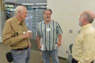 Stewart Brand, Matt Groening, Kevin Kelly