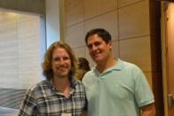 Matt Mullenweg, Mark Cuban