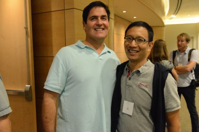 Mark Cuban, Tony Tjan