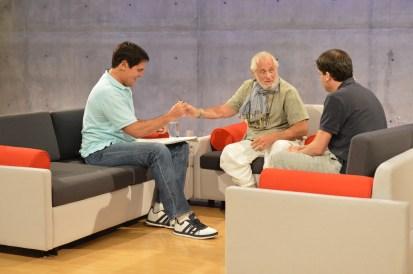 Mark Cuban, Richard Saul Wurman, Dan Ariely