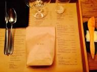 Dinner at Mathias Dahlgren's Matsalen, amazing food.