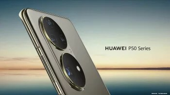 Huawei P50 Pro first official look: Hot camera plates