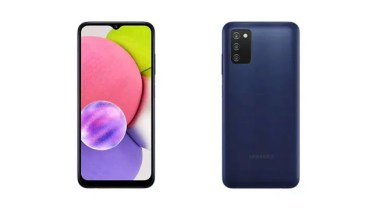 Photo of Galaxy A03 – Galaxy A03 gets a new certification before the official launch
