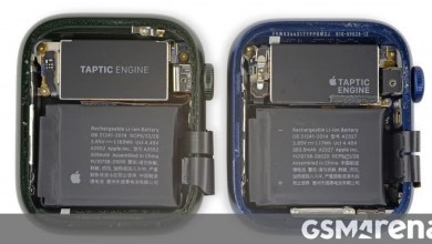 Photo of Apple Watch Series 7 teardown reveals not much has changed compared to Series 6