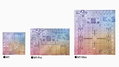 Photo of Officially M1 Pro and M1 Max processor with amazing features