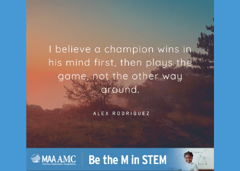 A champion wins in his mind first, then plays the game, not the other way around- Alex Rodriguez