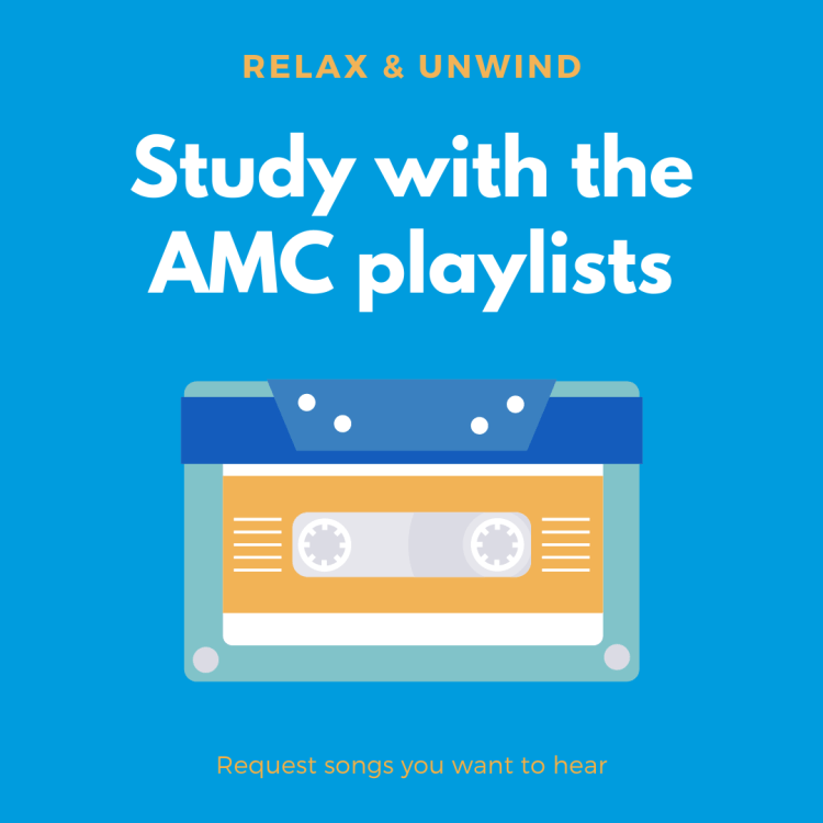 Study with the AMC playlists