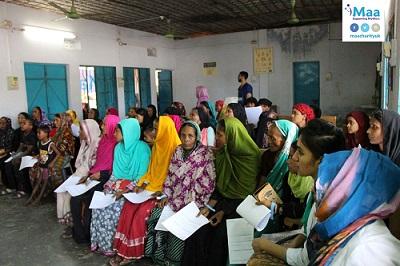 Providing Maternal Healthcare