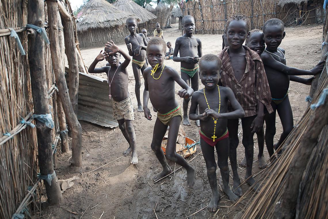 Гамбела, Етиопия