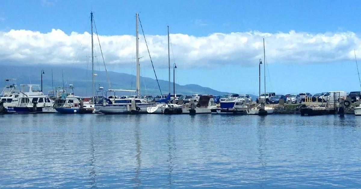 Maalaea boats
