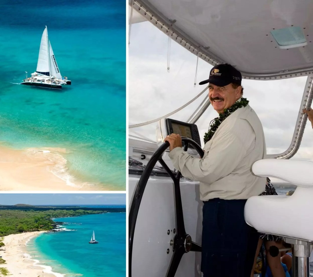 Maui sailing captain
