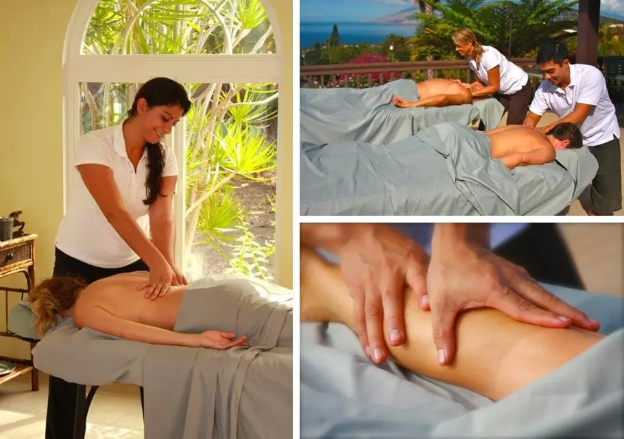 massage Maui Hawaii