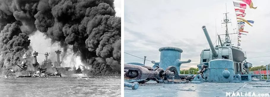 Pearl Harbor disaster
