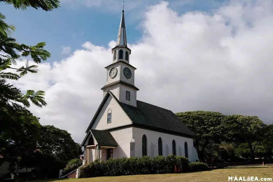 Ka'ahumanu Congregational Church