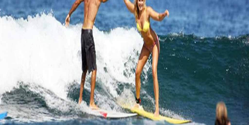 Permalink to: Maui Surf Lessons