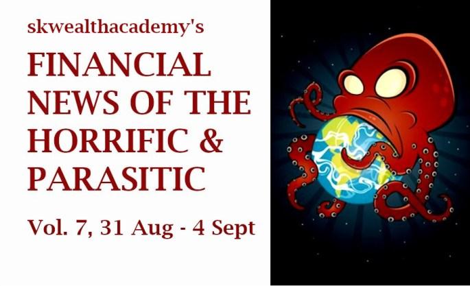 skwealthacademy financial news, volume 7
