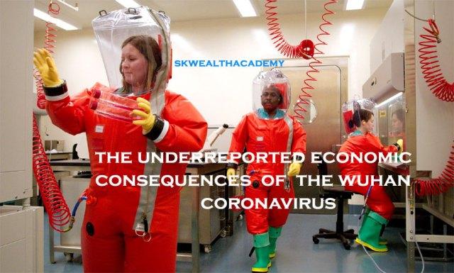 negative economic consequences of Wuhan coronavirus