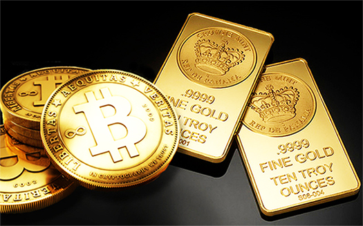 gold versus bitcoin