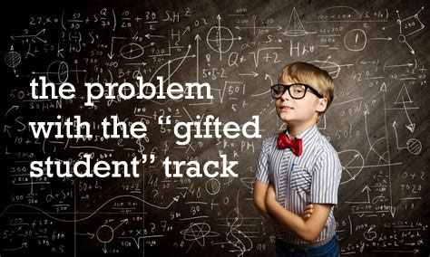 Why Gifted Student Programs Makes #Education Worse