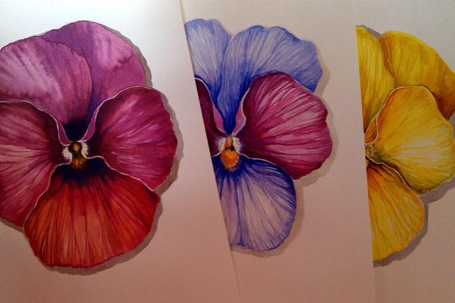 Violett 6