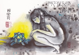 Inktober Day 16