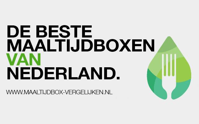 De Beste Maaltijdboxen van Nederland.