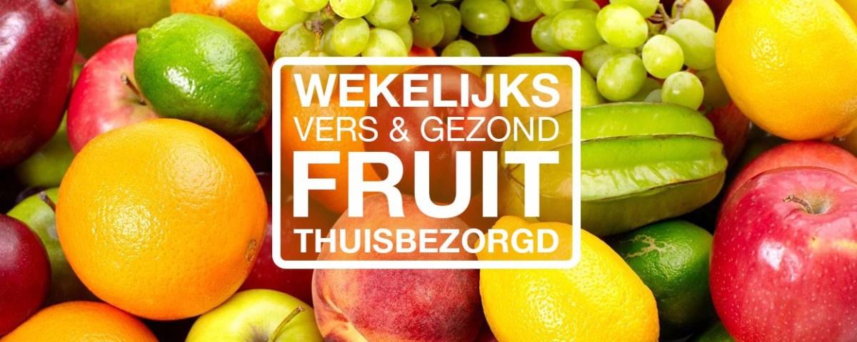 De Fruitbox elke week lekker, verrassend en vers fruit thuisbezorgd.