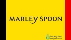 Marley Spoon in Belgie
