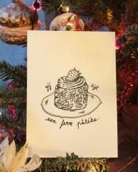 Postkaartje pâtéke