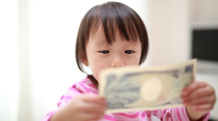 ребенок японии