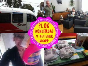 Vorig jaar ging ik met de oppaspuber naar Nijmegen...